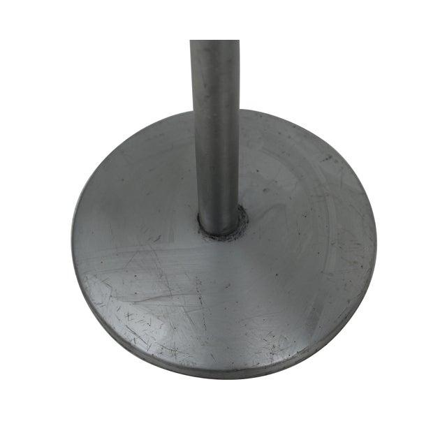 Standing Aluminum Pedestal Ashtray - Image 2 of 7