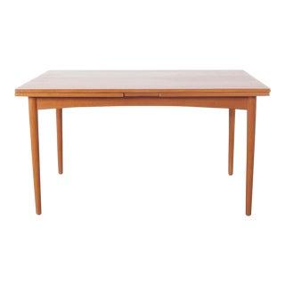 Mid-Century Teak Dining Table