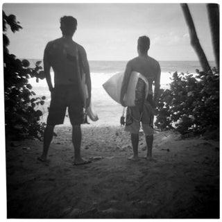 "Daniel Grant ""Rocky Point Check"" Black & White Photograph"