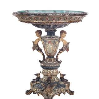 Italian Porcelain Centerpiece