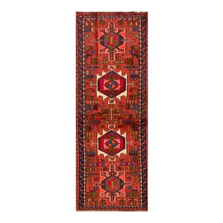 "Apadana - Vintage Persian Heriz Rug, 2'3"" x 6'7"""