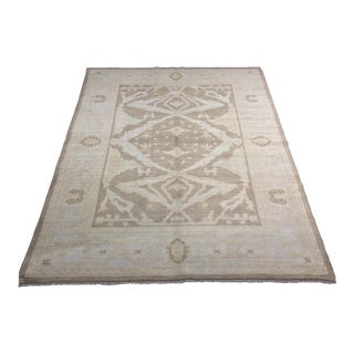 "Bellwether Rugs Contemporary Oushak Area Rug - 4'4""x5'8"""
