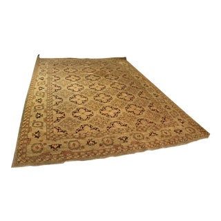 Hand-Knotted Persian Rug 400 KPSI 12' x 9'