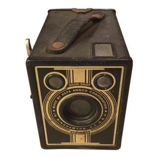 Vintage Ansco Shur-Shot Camera