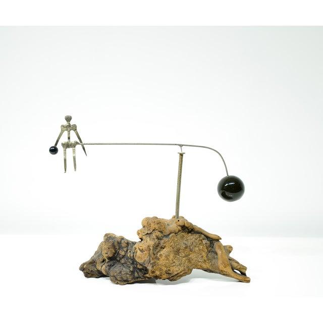 Swing Kid Sculpture - Image 2 of 6