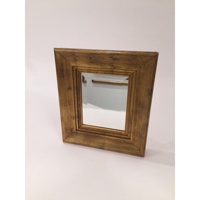 Image of Vintage Gold Framed Mirror