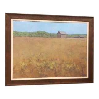 Farmhouse in Pasture by Ny Artist Joe Bucci