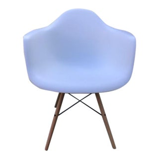 Eames Molded Plastic Armchair Reproduction