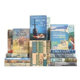 Midcentury Novels: Adventure, Intrigue & Romance, S/20