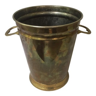 Brass Handled Champagne Bucket