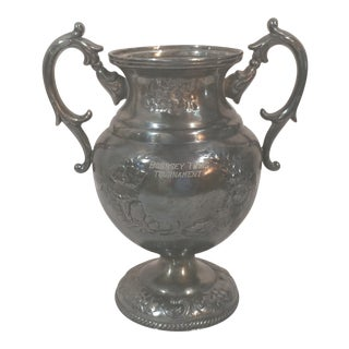 Vintage Silver Loving Cup Trophy
