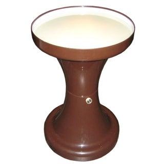 Kartell Italian Illuminated Side Table