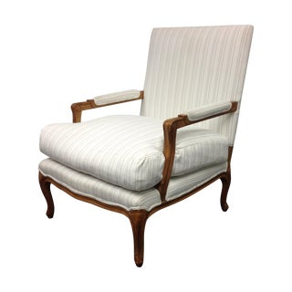 Kreiss Bergere Chair in Holly Hunt Fabric