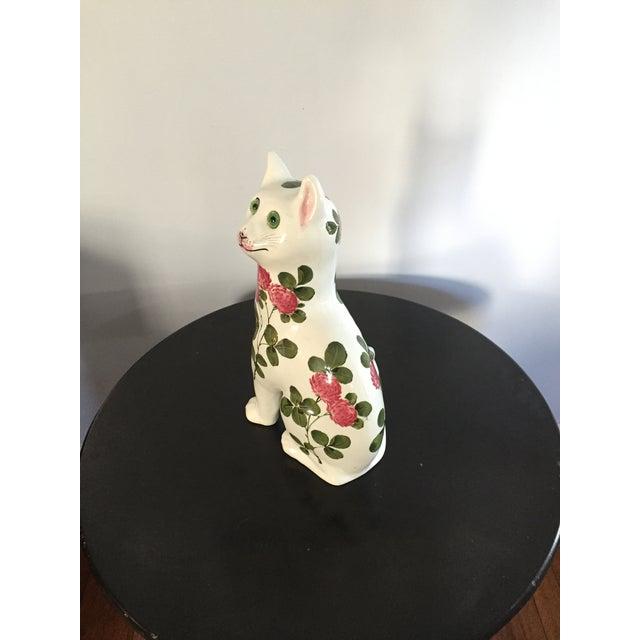 Plichta Pottery Nekola Pinxt Cat London England - Image 3 of 7