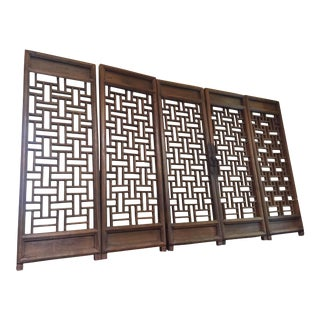 Vintage & Used Asian Doors and Gates | Chairish