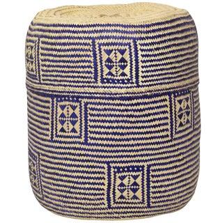 Handmade Oaxacan Jarrito Basket