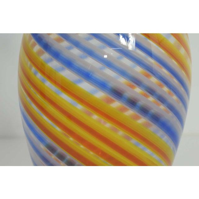 Image of Tall Murano Vase