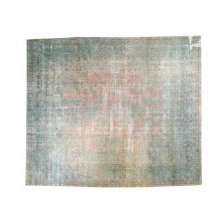 """Vintage Kerman Carpet - 12'2"""" x 14'2"""""""