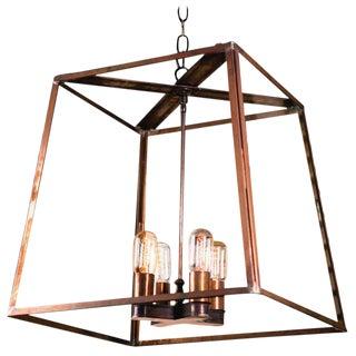 """Butler"" Hand-Made, American Lantern"
