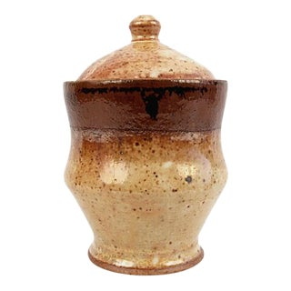 Andrew Perry Davis Ceramic Lidded Jar