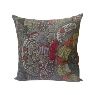 Whimsical Judd McGee Pillow