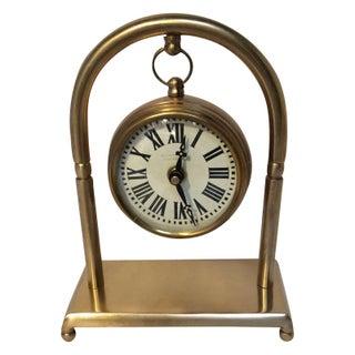 Hanging Brass Pocket Watch