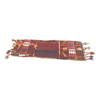 Vintage Textile Runner- 1′4″ × 4′3″