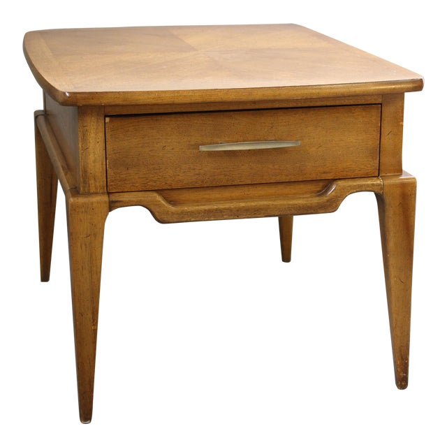 Mid-Century Lane Side Table - Image 1 of 11