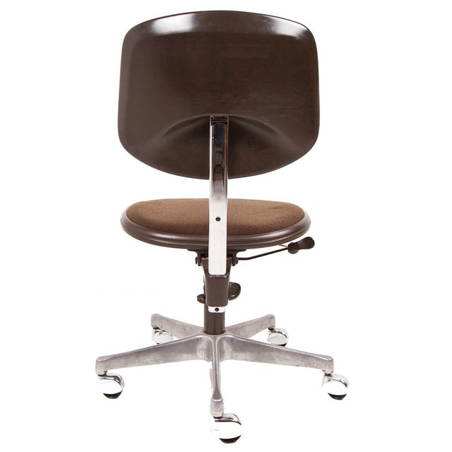 w german adjustable desk chair chairish