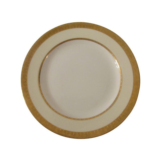 Mintons for Tiffany & Co Dinner Plates - Set of 12 - Image 1 of 6