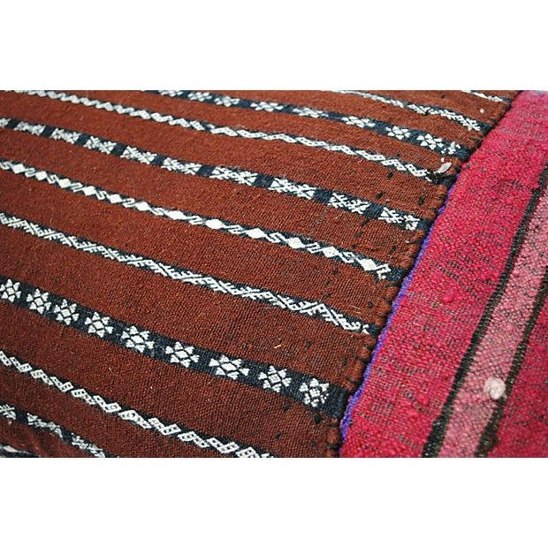Multicolor Berber Pillow - Image 4 of 4