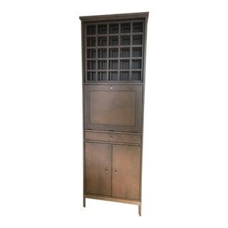 Room & Board Custom Bar Cabinet