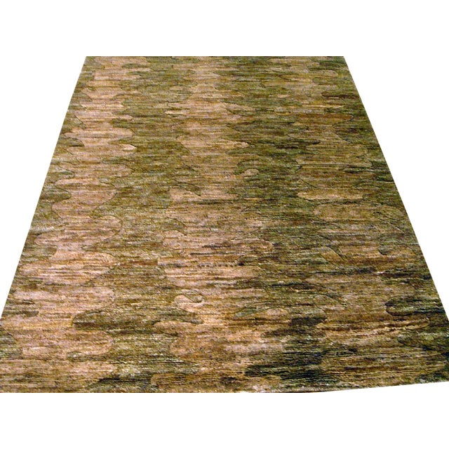 Pasargad Modern Collection Rug - 5' x 8' - Image 1 of 3