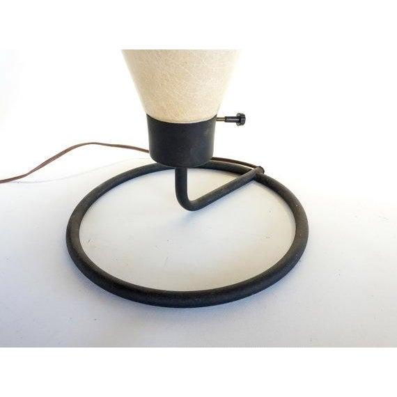 Mitchel Bobrick Style Table Lamp - Image 4 of 6