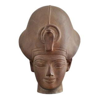 Egyptian Terracotta Bust