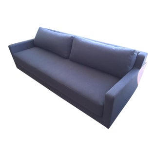 Gus Modern Grey Sleeper Couch