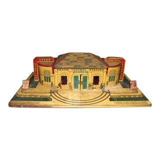 1935 Grand Central Train Station Model