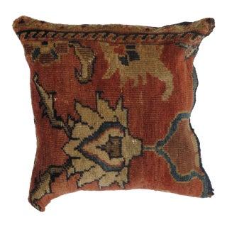 Leon Banilivi Antique Persian Rug Fragment Pillow