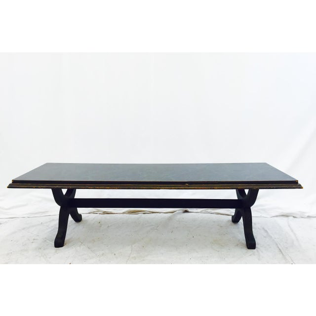 Long Wooden Bench Or Coffee Table Chairish