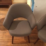 Image of Knoll Saarinen Executive Armchairs - A Pair