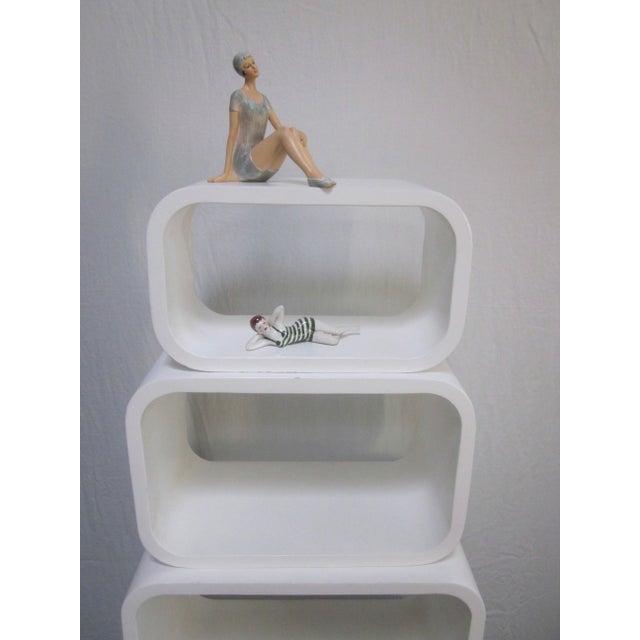 Modernist Display Nesting Tables - Image 5 of 8
