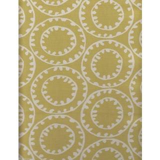 P. Kaufmann Cotton Honeydew Green Fabric - 5.875 Yards