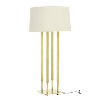 Stifle Brass Table Lamp