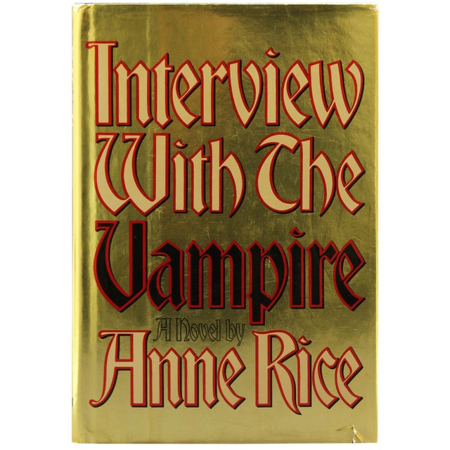 Image of Interview with the Vampire, First Edition