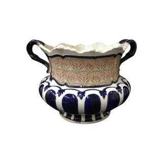 Stunning Etruria Ceramic Jardiniere Circa 1880's