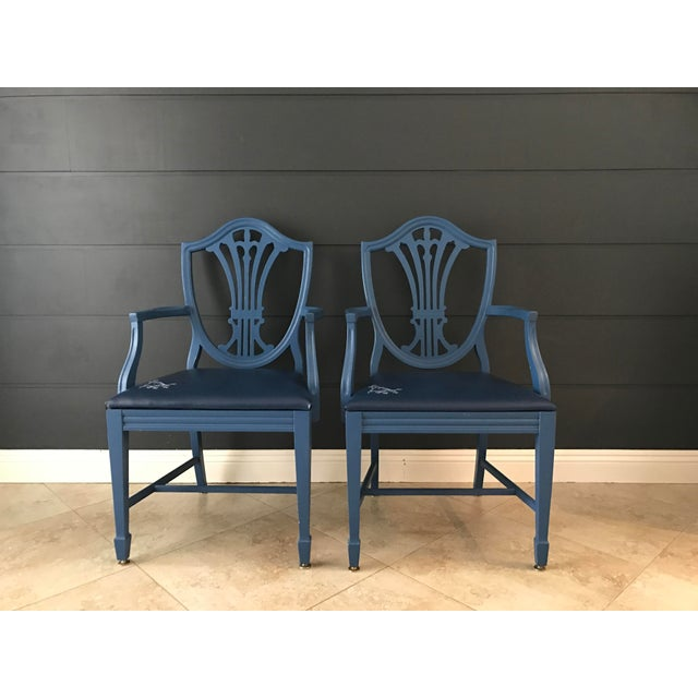 Chippendale Style Dining Chairs - Set of 6 - Image 5 of 6