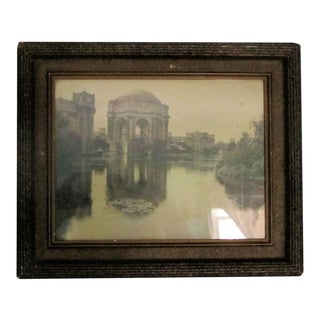 Antique Original Photographic Print