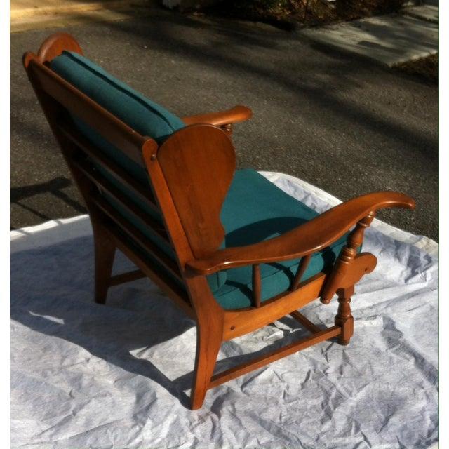 Heywood-Wakefield Mid-Century Modern Chair - Image 4 of 8