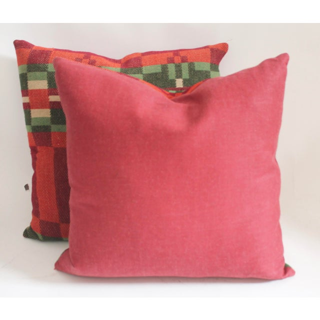 Horse Blanket Pillows - Image 4 of 4
