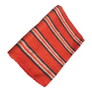 Handwoven Bohemian Blanket